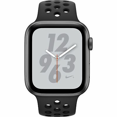 Apple Watch Series 4, Smartwatch, anthrazit