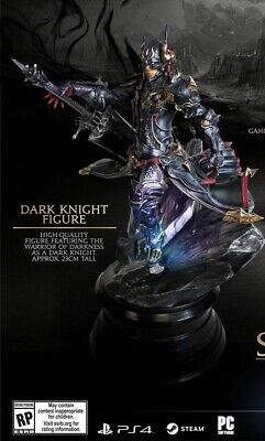 FINAL FANTASY XIV Shadowbringers Collector's Dark Knight Statue ONLY