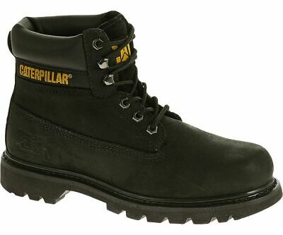 Caterpillar Colorado Mens Black Classic 6inch Work Style Boots