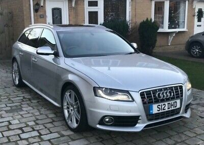 2012 Audi S4 Avant Estate V6 Supercharged B8 Swap or PX BMW X3 X5 M Sport A4 4x4