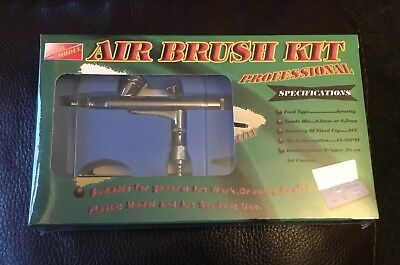 BD135 Airbrush Kit Professional Double Action (Ref: BD-135) Brand New Sealed