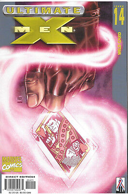 Ultimate X-Men #14 - March 2002