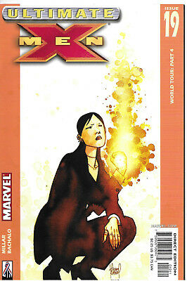 Ultimate X-Men #19 - August 2002