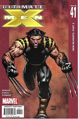 Ultimate X-Men #41 - March 2004