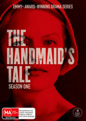 The Handmaids Tale Season 1 BRAND NEW R4 DVD
