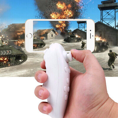 Wireless Bluetooth Gamepad Remote Controller For 3D VR Box Video Game Smartphone