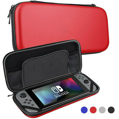 Nintendo Switch Hard Case Cover EVA Carry Protective Bag Accessories Storage UK