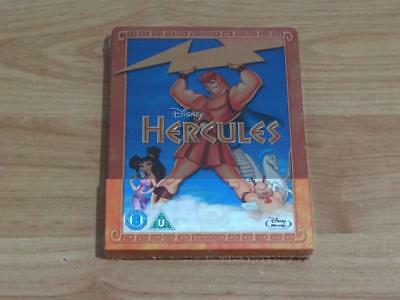 Hercules Disney Zavvi Exclusive Steelbook UK Blu-ray BD OOP OOS New Sealed