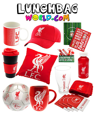 LIVERPOOL FC GIFTS - Official Merchandise. NEW 2018/19 Red/Black Christmas Gifts