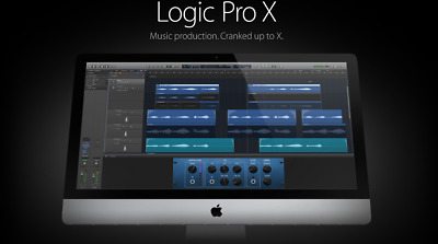 Logic Pro X - Latest version 10.4.4 - Legal (support and updates 1 year)