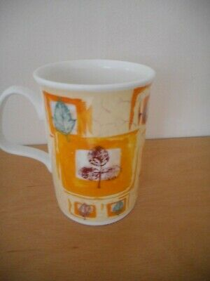 "Roy Kirkham ""Seasons"" Fine Bone China Mug 2000. New."