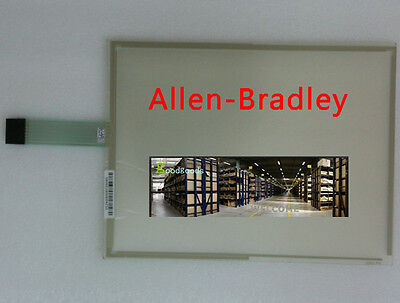 New For Touch Screen Glass Allen Bradley 700 2711P-T7C6D2 ##