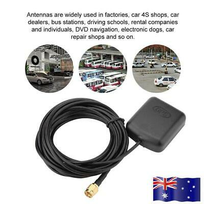 New SMA Male Connector Aerial Adapter GPS Receiver Navigation Car GPS Antenna AU