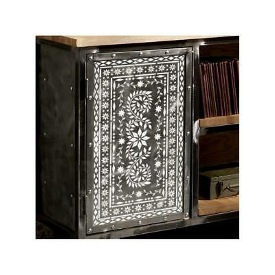 JAIPUR Indian Inlay Stencils Pack of 7 Furniture Wall Floor Stencil for Painting