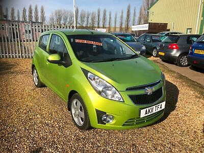 Chevrolet Spark 1.2 LS   LOW MILEAGE 63,000 ONLY!!!
