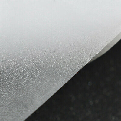 Self-adhesive Easily Remove Sticker Pure Matte Privacy Frosted Window Film 1PC