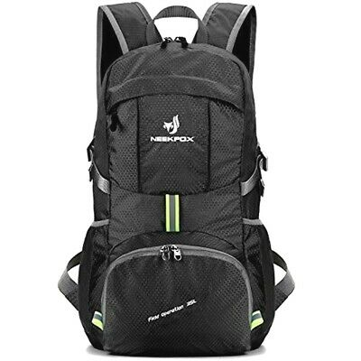 b027ef3490ab NEEKFOX Backpack Lightweight Packable Hiking Travel Daypack 35L Foldable  Trail