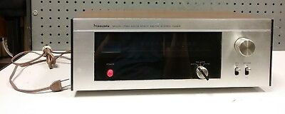 Vintage Holiday 7180 solid state am/fm stereo tuner