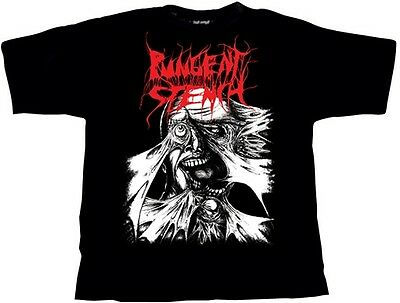 PUNGENT STENCH - Split Lp Cover - T-Shirt - L / Large - 160038
