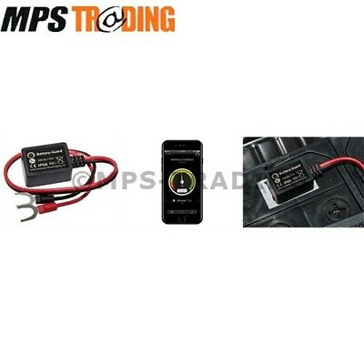 Apple & Android Smartphone 6-24 Volt Battery Guard With Bluetooth Monitor Da1460