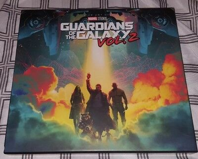 Marvels Guardians of the Galaxy Vol. 2: The Art of the Movie (Hardcover, 1st Ed)