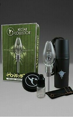 Honeybird Nectar Collector Kit,  Quartz tip, Spill Proof, US Seller