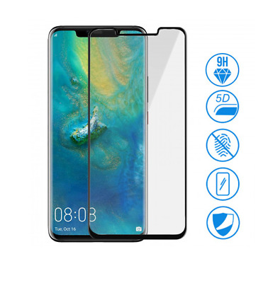 Vitre de protection VERRE TREMPÉ film FULL COVER Huawei mate 10 pro / 20 pro
