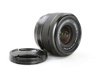 Fujifilm XC 15-45 mm 3.5-5.6 OIS PZ + TOP (223785)