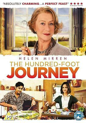 The Hundred Foot Journey  - DVD **NEW SEALED** FREE POST**