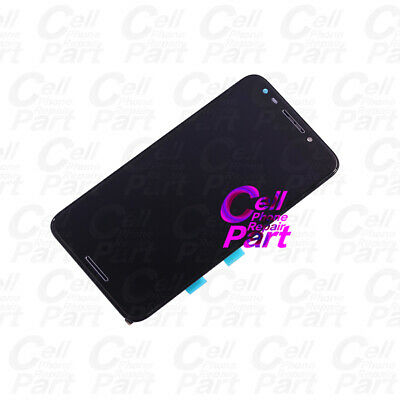 For Alcatel A30 Fierce 5049Z Revvl 5049W Frame LCD Display Touch Screen Complete