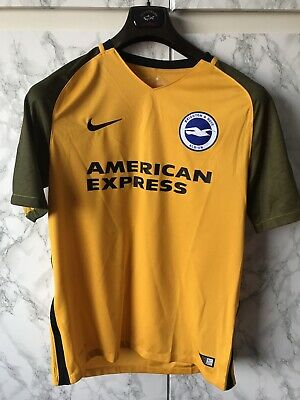 NIKE BRIGHTON AND Hove Albion Shirt L - £28.00  81ea28116
