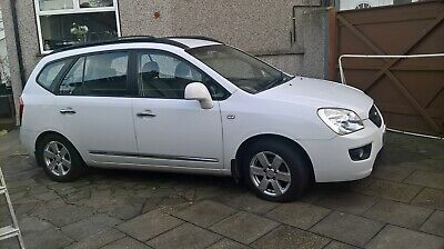 kia carens 2009 7seater 88000miles
