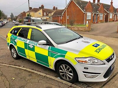 Ford Mondeo 2.0 tdci Zetec Estate 6 Ambulance