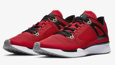 pretty nice ae9c7 665ae AIR JORDAN 89 Racer Aq3747 600 Fire Red/Black/White/Grey - Aj 4 Inspired