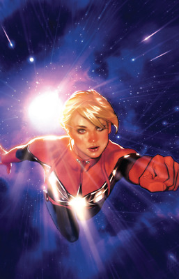 Captain Marvel Variant #1 by Adam Hughes Edition of 150 SOLD OUT