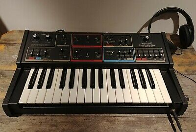 Pristine  Realistic  Concertmate MG-1 Vintage 80`S  Analog Synthesizer By MOOG