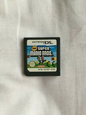 New Super Mario Bros DS loose