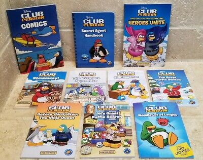 Disney Club Penguin Comics Volume 1 Paperback 2009 400 Picclick