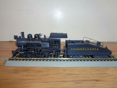 GEM MODELS HO SCALE IMPORTED BRASS GN-128 PRR A5-s 0-4-0 PAINTED STEAM LOCO