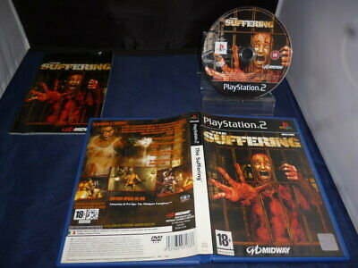 PS2 The Suffering _ per Console Sony Play Station 2 – PAL ITA
