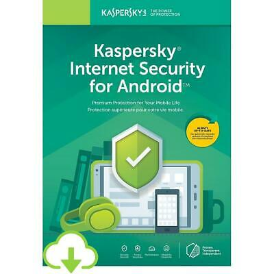 Kaspersky internet security 2019/2020 For ANDROID 1 Device 1 year Global | New