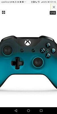 Xbox one Wireless controller ocean shadow Special Edition