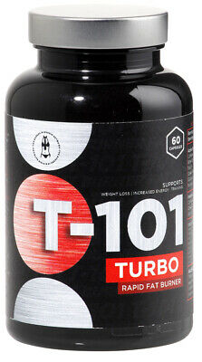 T-101 Strongest Fat Burn Extreme Rapid Fat Burner Weight Loss Diet Supplements