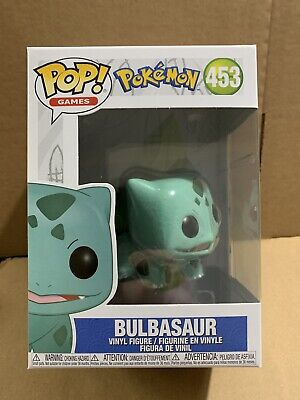 Pokemon - Bulbasaur Funko Pop! Vinyl Figure with protector ***PRE-ORDER***