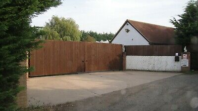 Property Hard Standing Secure Yard To Rent