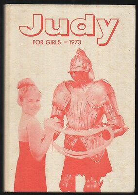 Judy for Girls Annual 1973