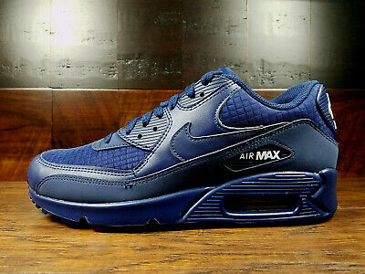 huge discount cb032 2fdf9 Nike Air Max 90 Essential (Midnight Navy   White)  AJ1285-404