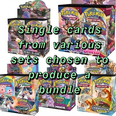 Pokemon Cards Collection / Bundle / Joblot / Selection 5 - 100 cards available