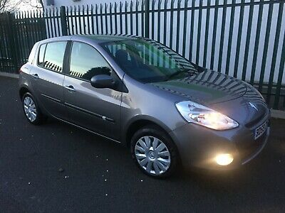 Renault Clio 1.2 Expression 16v, 2010 59 Reg, 1 Owner From New, Service History