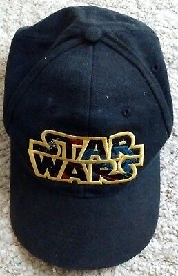 6b8a7d3c0babe ... sweden star wars vintage hat 1997 lucasfilm ltd adjustable sci fi movie  cap f326e 774cc